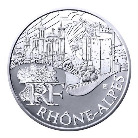 """Les Euros """"Rhône-Alpes"""" bientôt épuisés"""