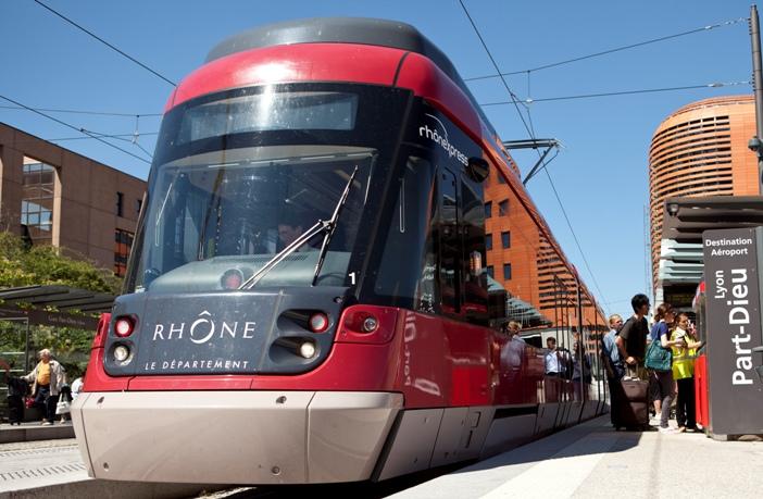 Rhônexpress : + 0,7 % de passagers en 2014