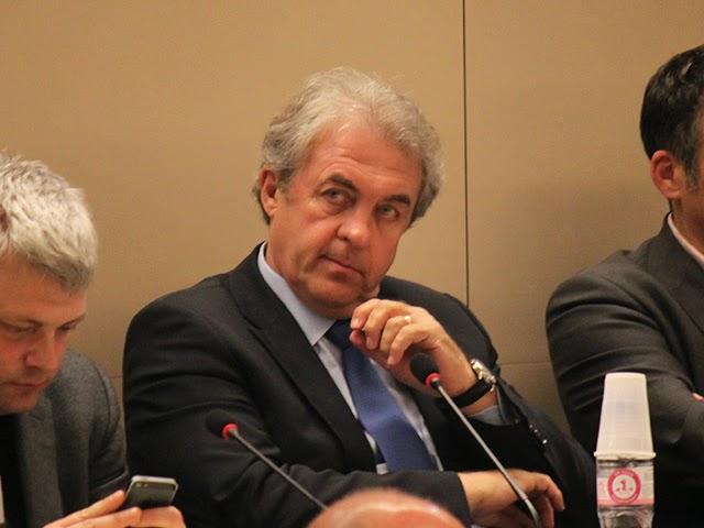 """Richard Brumm répond à Havard : """"Lyon mène une stratégie financière claire"""""""