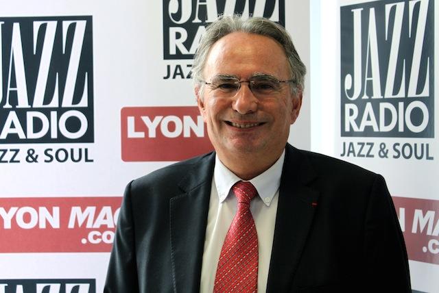 """Bernard Rivalta, président du Sytral : """"Plus de gratuité pour les pics de pollution !"""""""