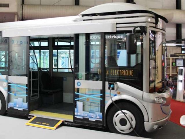 Le Bluebus de Bolloré à l'essai à Lyon, officialisé en 2017 ?