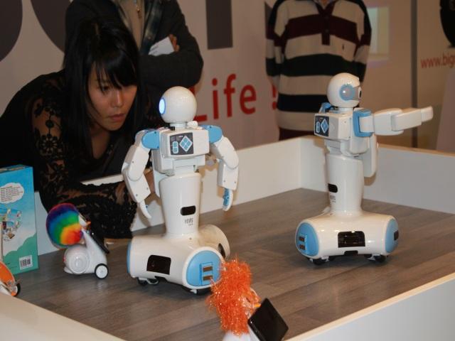 Salon Innorobo : les robots font leur grand retour à Lyon ce mardi