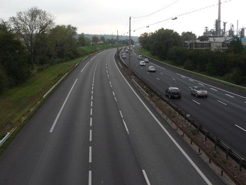 Rhône : plusieurs axes routiers fermés la nuit cette semaine