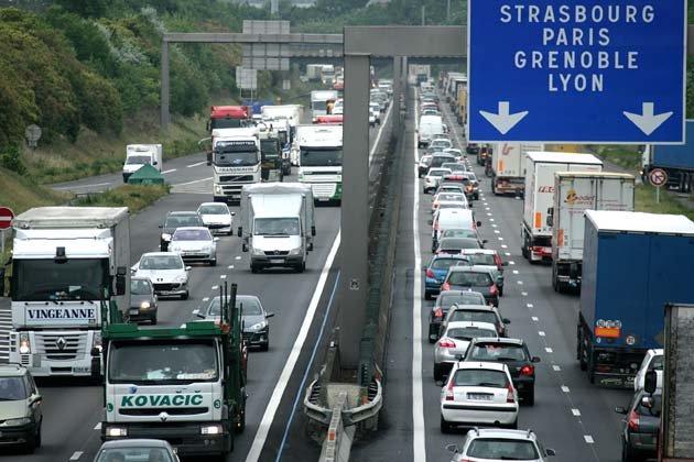 Foire de Lyon et Sarkozy : les conseils de circulation pour se rendre à Eurexpo