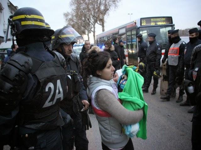 En 2013, 11% des expulsions de Roms ont eu lieu en Rhône-Alpes