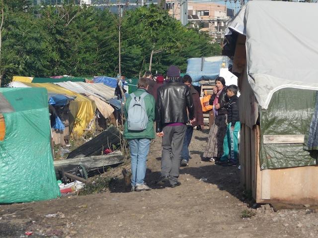 Une manifestation de soutien pour les Roms mercredi à Lyon