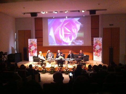 La rose à l'honneur à Lyon pendant 6 mois