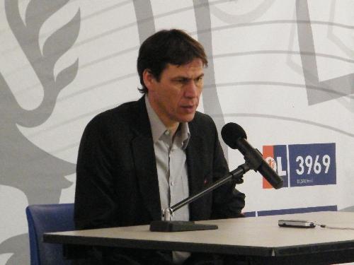 Rudi Gardia à Lyon pour négocier son contrat