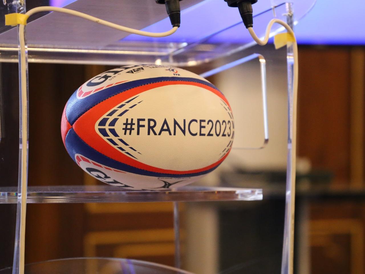 La France va organiser la Coupe du monde 2023 — Rugby