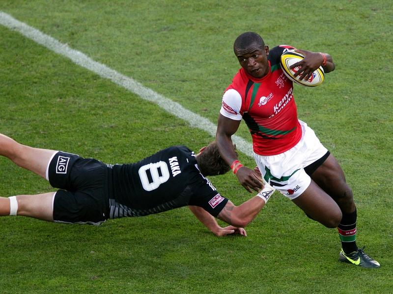 Le LOU Rugby recrute un joueur de rugby à 7