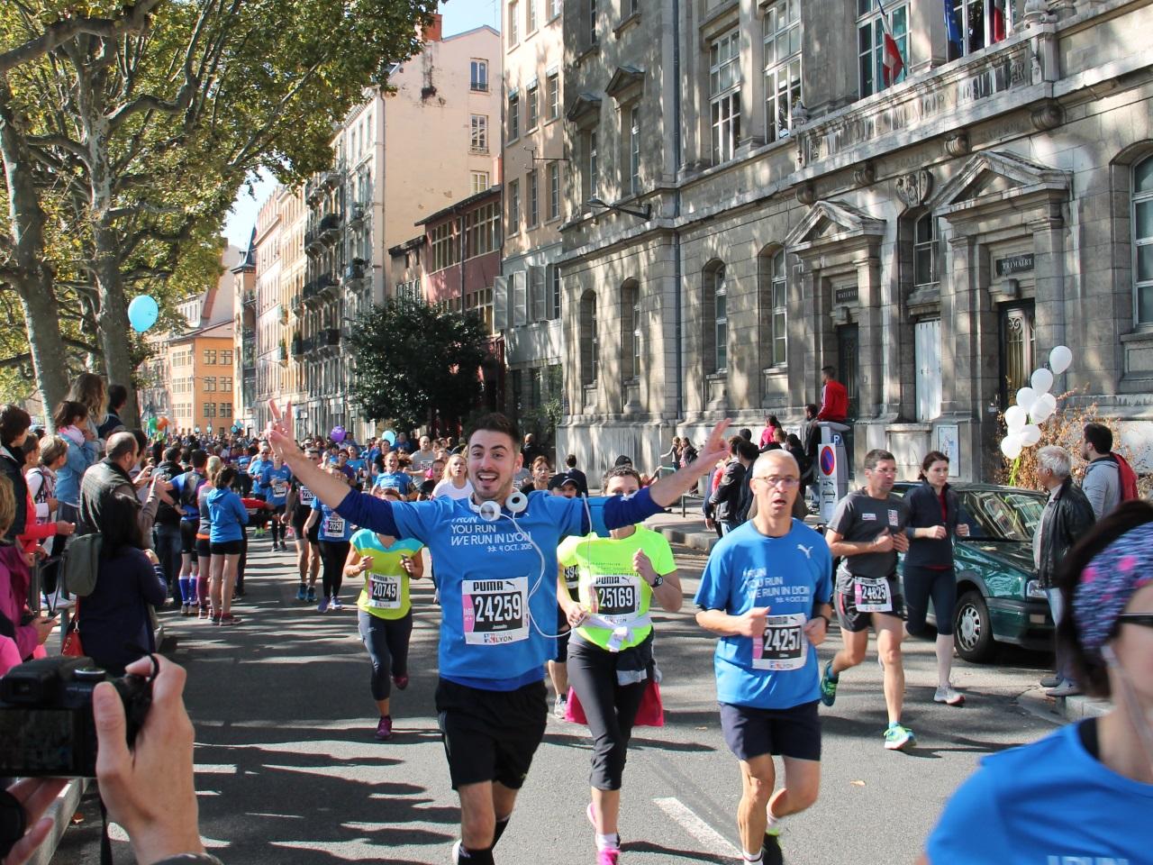 Le Run in Lyon édition 2015 - LyonMag