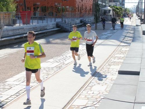 Run in Lyon : les dossards bientôt épuisés !