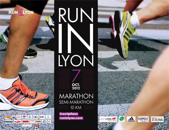 Run In Lyon : la circulation risque d'être difficile dimanche en centre-ville