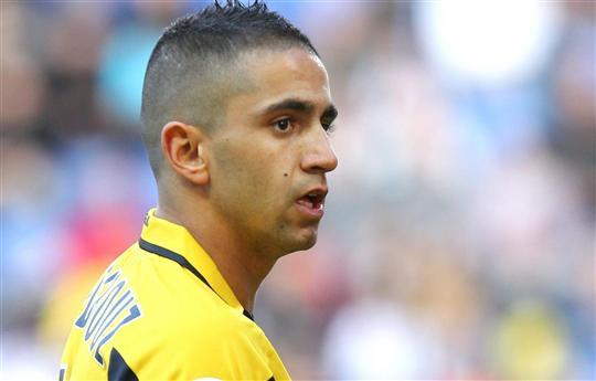 Le sochalien Ryad Boudebouz pourrait rejoindre l'OL en janvier