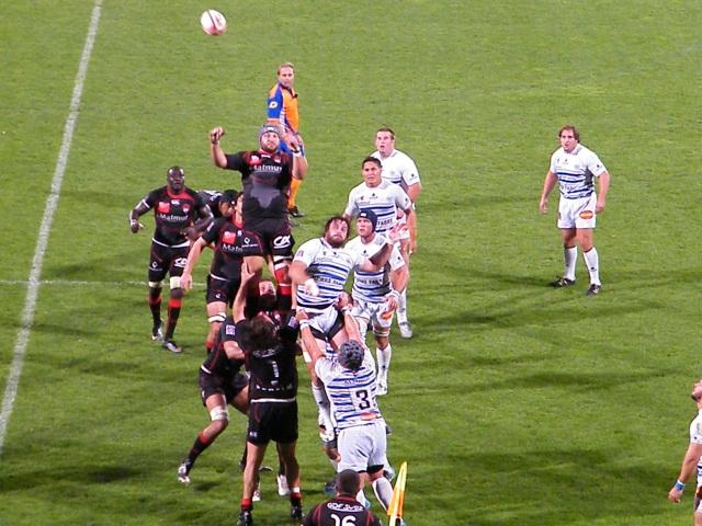 Le LOU Rugby perd sur le fil