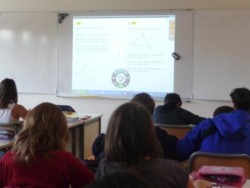 780 demi-journées de cours perdues  dans l'Académie de Lyon