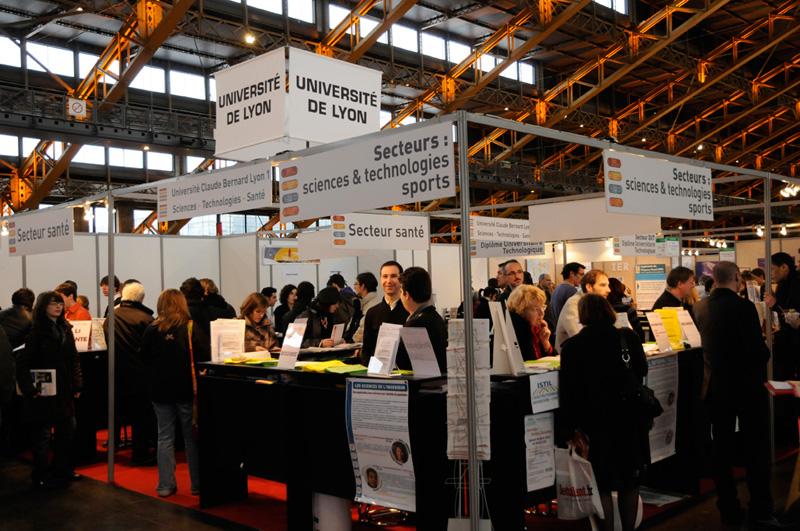 Le Salon de l'Étudiant de Lyon ouvre ses portes ce vendredi