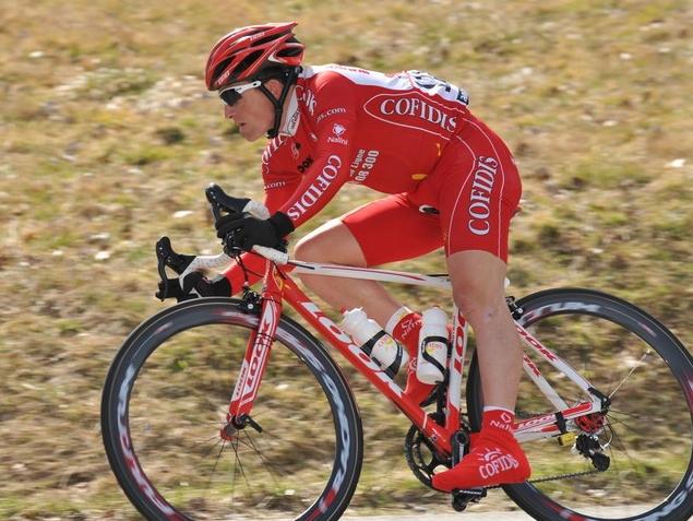 Tour de France : belle performance pour le Lyonnais Samuel Dumoulin