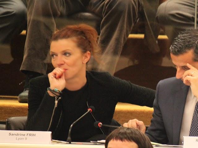 Ville de Lyon : Sandrine Frih pour remplacer Braillard au Tourisme