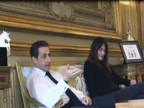 Nicolas Sarkozy à Lyon jeudi pour le concert de Carla Bruni