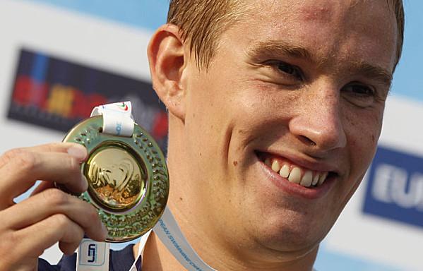 Un nageur néo-Lyonnais en quête de médailles