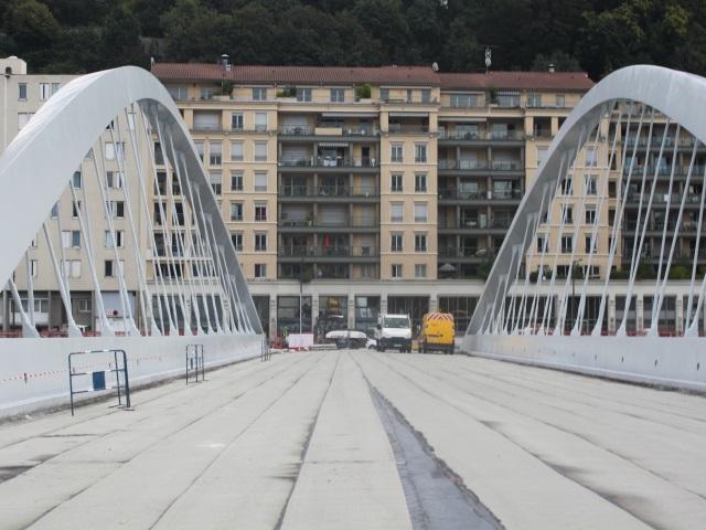 """Pont Schuman : un """"projet inutile"""" pour EELV Lyon"""