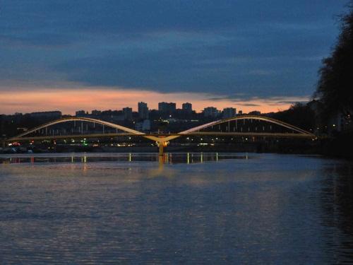 Pont Schuman La Ville De Lyon A Valide Le Nom Et Le Projet