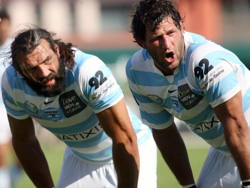 Le LOU Rugby vise le maintien avant Chabal
