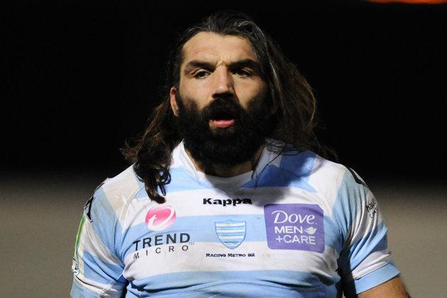 Sébastien Chabal est enfin au LOU Rugby