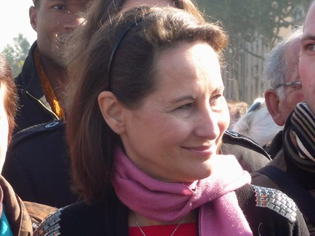 Ségolène Royal à Lyon mercredi