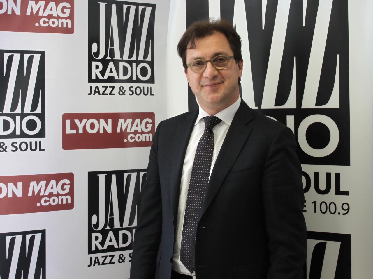 Serge Dorny - photo Lyonmag