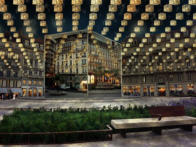 La Place des Jacobins - DR Ville de Lyon
