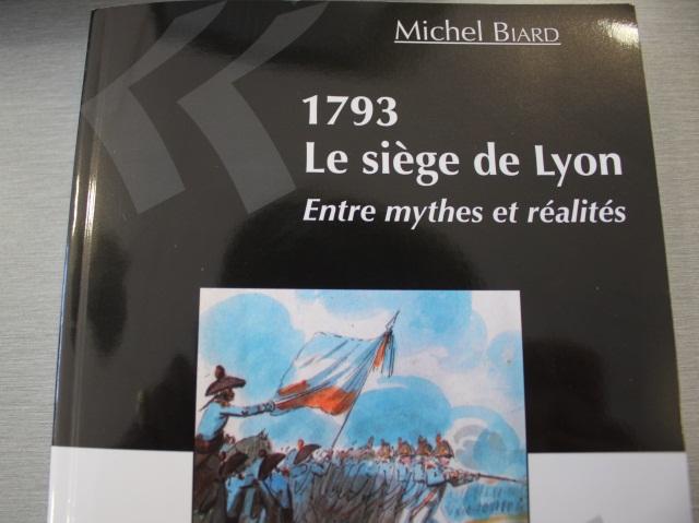 Histoire : un professeur revient sur le siège de Lyon en 1793