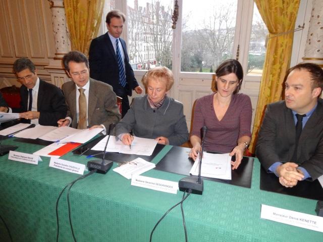 Rhône : un plan de prévention de la délinquance a été signé
