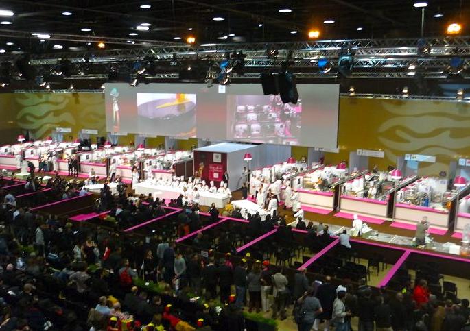 Lyon devient capitale mondiale de la cuisine avec le SIRHA