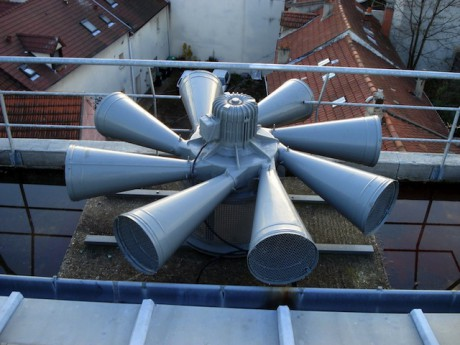 Des tests de sirènes d'alerte réalisés ce mercredi à Lyon