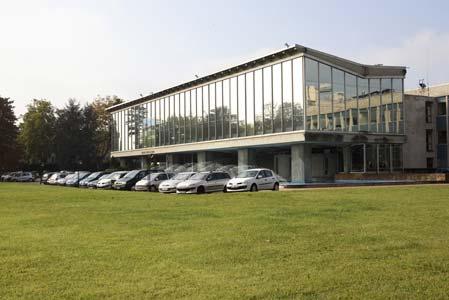 L'ancien Hôtel de Région à Charbonnières - Photo DR