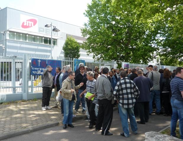 """Les salariés de SITL espèrent """"toucher leurs indemnité chômage"""" grâce à leur action en justice"""