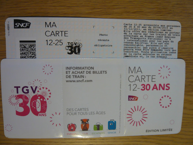 SNCF : après la carte 12-30, la carte 12-27 ?