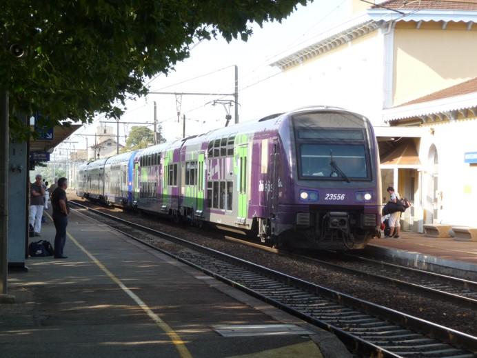 Lyon : un agent d'escale violemment bousculé à la gare de la Part-Dieu