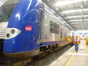 La ligne maudite Lyon-Ambérieu suspendue samedi