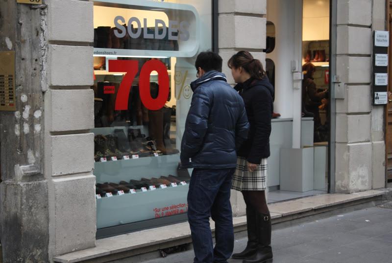 Coup d'envoi des soldes d'hiver ce mercredi dans le Rhône