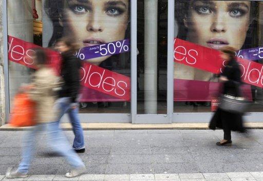 Lyon : premier bilan contrasté des soldes d'été