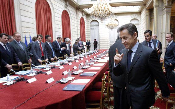 Visite présidentielle en Rhône-Alpes : le programme de Nicolas Sarkozy