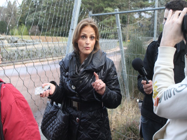 Eléphants de Lyon : Sophie Edelstein vient prêter main forte à la véto de Pinder mardi