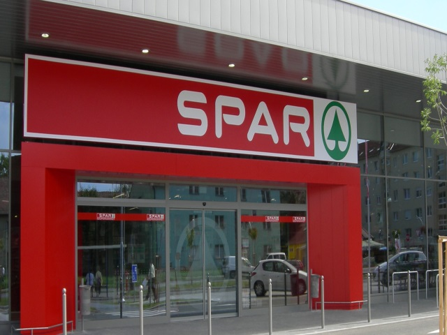 Lyon : un braquage au supermarché Spar