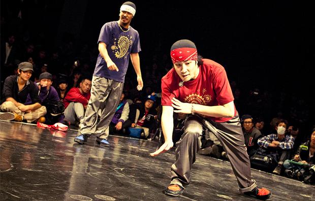 Biennale de la Danse 2012 : Hip-hop et Asie dans les rues de Lyon