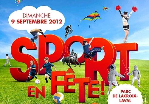 Rhône : le sport est à la fête
