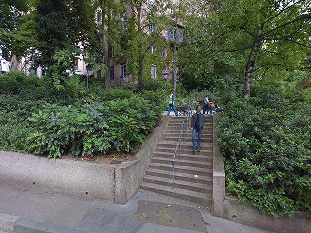 Viol dans le square Croix-Paquet à Lyon : le principal suspect écroué