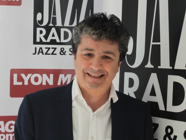"""Stéphane Kochoyan : """"Le Jazz Day attire plus de monde à Lyon qu'à Paris"""""""